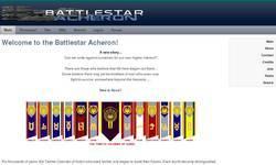 Screenshot of Battlestar Acheron