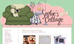 Screenshot of Sophie's Cottage