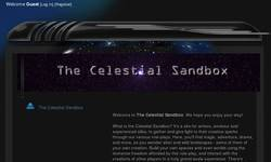 Screenshot of The Celestial Sandbox