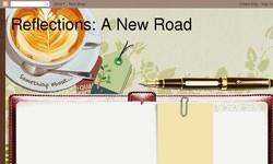 Screenshot of Reflections: A New Road