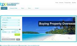 Screenshot of Property Overseas
