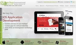Screenshot of SEO India   SEO Services   SEO Company India   Aff