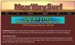 Screenshot of New Way Surf
