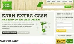 Screenshot of Cash Crate