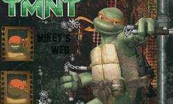 Screenshot of Mikey's Web