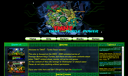Screenshot of Turtle Power