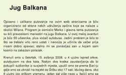 Screenshot of Balkan