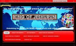 Screenshot of KING OF JESHURUN