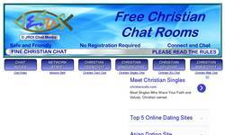 Screenshot of Free Christian Chat