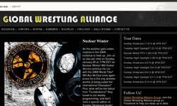 Screenshot of Global Wrestling Alliance
