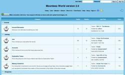 Screenshot of Moonless World