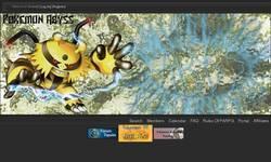 Screenshot of Pokemon Abyss RPG