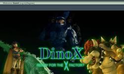 Screenshot of DinoX Clan