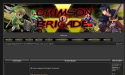 Screenshot of Crimson Brigade