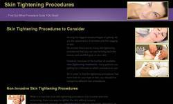 Screenshot of Skin Tightening Procedures