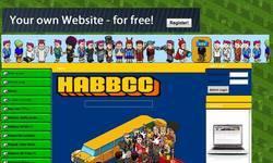 Screenshot of Habbcc Hotel