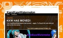 Screenshot of KamiKazeWatermelon: for KamiKazeSora