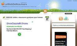 Screenshot of chaussures de luxe, chaussure de luxe