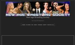 Screenshot of New Age Wrestling Society