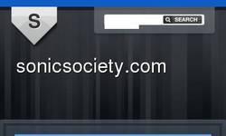 Screenshot of Sonic Society