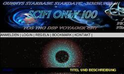 Screenshot of SciFi only 100