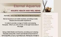 Screenshot of Eternal Aquarius