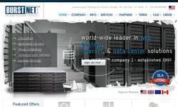 Screenshot of dedicated server