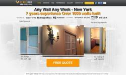 Screenshot of room dividers new york