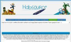 Screenshot of Habsource