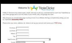 Screenshot of Triple clicks