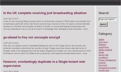 Screenshot of suspend html