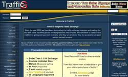 Screenshot of TrafficG