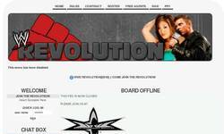 Screenshot of WWE:Revolution