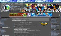 Screenshot of Digimons-World