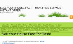 Screenshot of Sell Your House
