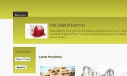 Screenshot of India Gold Properties