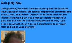 Screenshot of Tour Guide Vienna