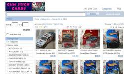 Screenshot of Nascar Niche Store