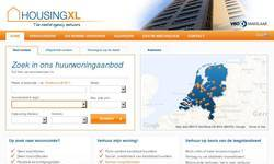 Screenshot of Furnished apartments for rent in Holland