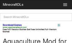 Screenshot of MinecraftDLs