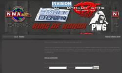 Screenshot of TNA vs WWE