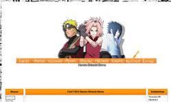 Screenshot of Naruto Shinobi Storm