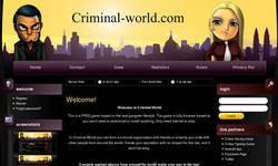 Screenshot of Criminal World