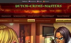 Screenshot of dutch-crime-masters