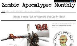 Screenshot of Zombie Apocalypse Monthly