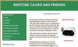 Screenshot of Bertose Cavies and Friends
