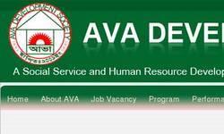 Screenshot of Ava Development Society