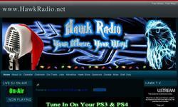 Screenshot of Hawk Radio