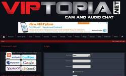 Screenshot of VIPTopia