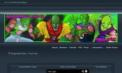 Screenshot of Dragonball Fallen - Final Fate
